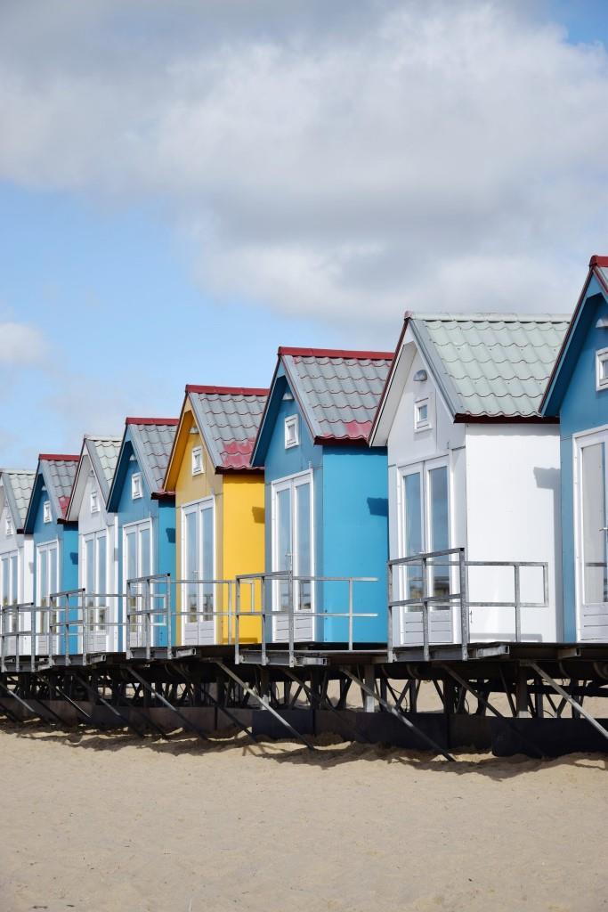 Strandhäuser Vlissingen