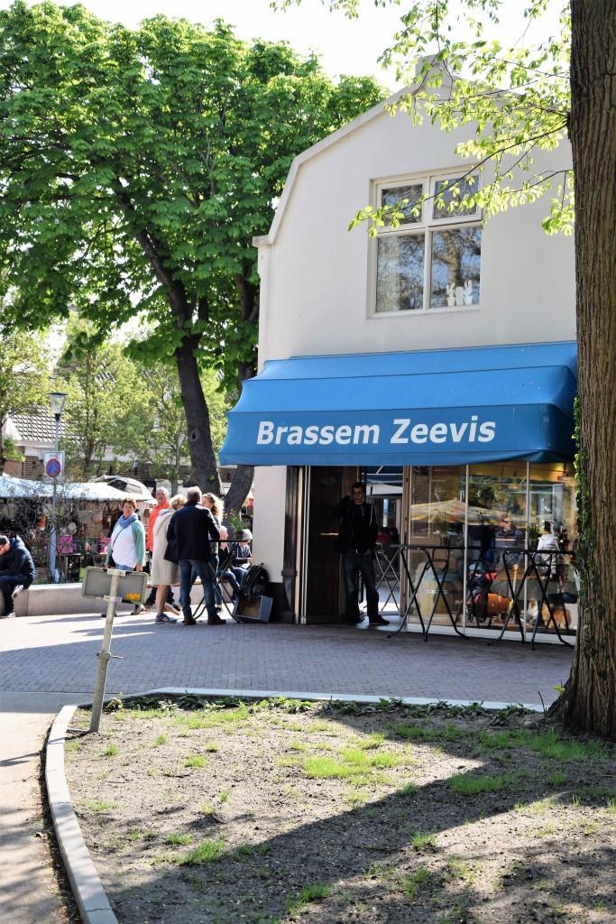 Brassem Fischhandel Domburg