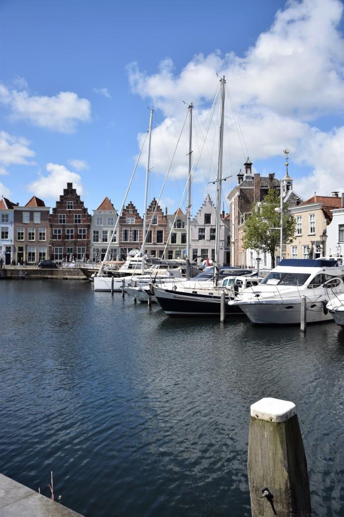 Goes Hafen Zeeland