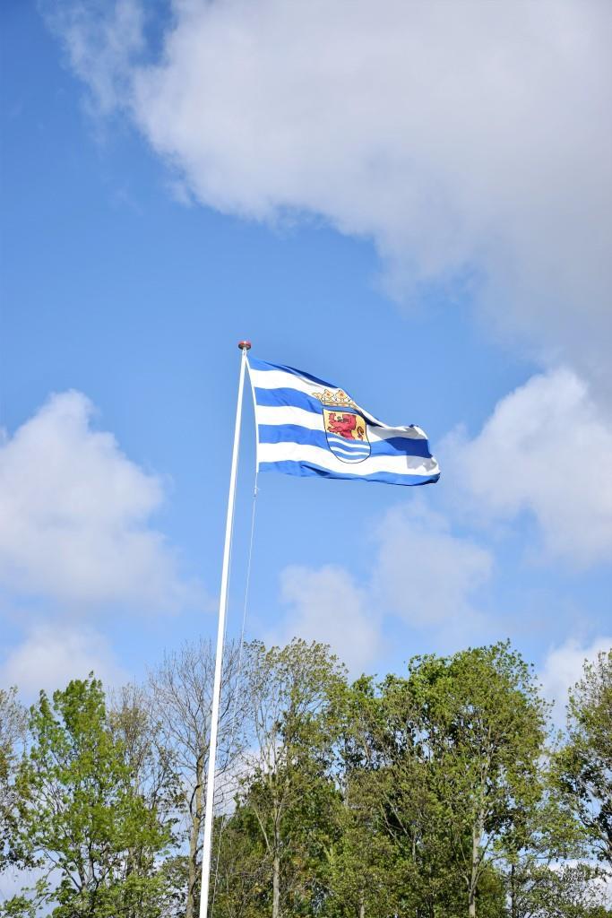 Zeeland Flagge Niederlande