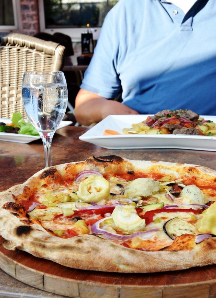 Pizza Il Gladiatore Heidelberg