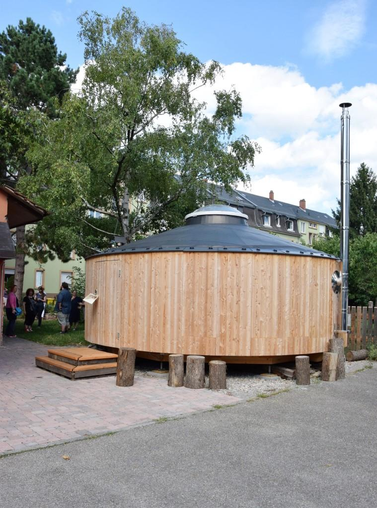 Jurte Heidelberg Schweizer Hof