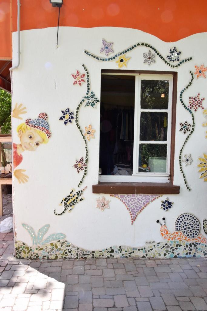 Mosaik Umsonstladen Heidelberg