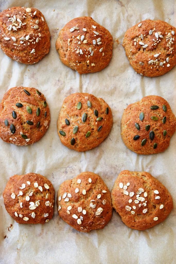 Brötchen Rezept einfach / Foodblogbilanz
