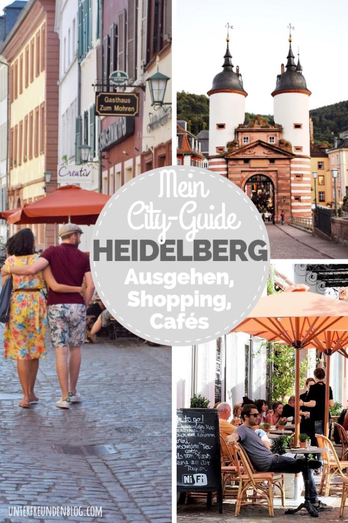 Mein Heidelberg - ein Cityguide