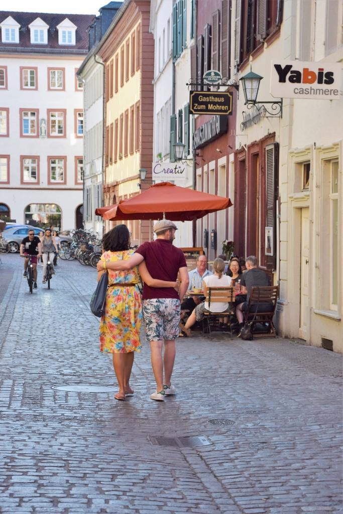 Untere Straße Heidelberg