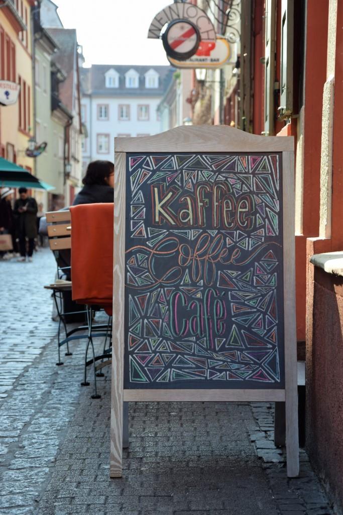 Kaffee Altstadt Heidelberg