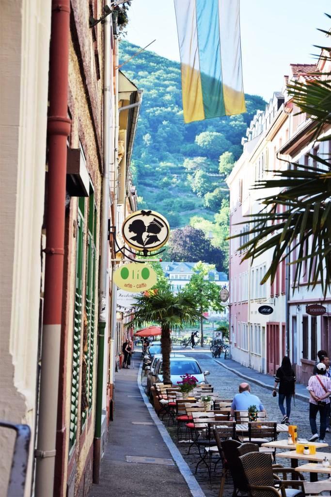 Heidelberger Studentenkuss Knösel
