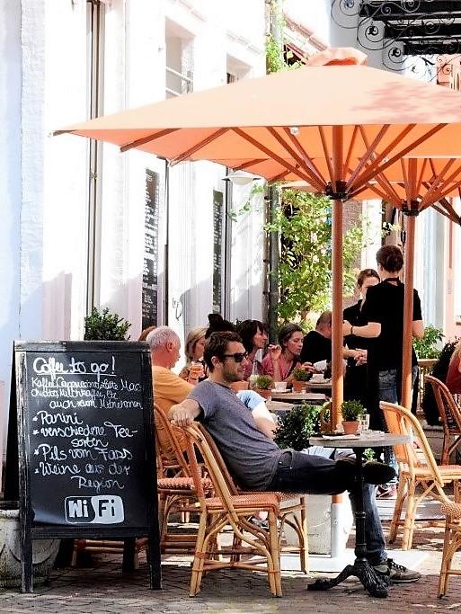 Heidelberg Kornmarkt Café