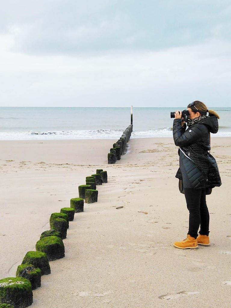 Fotografin Zeeland Meer