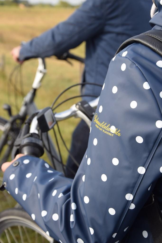 Fahrradtour Zeeland Regenjacke
