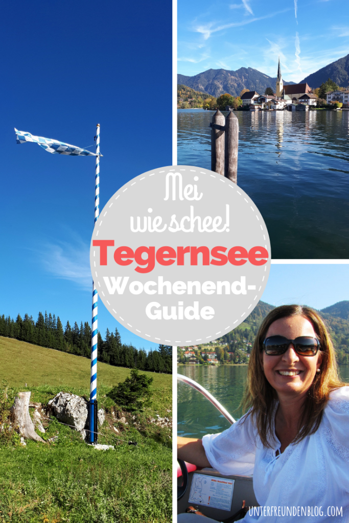 Tegernsee Tipps Guide