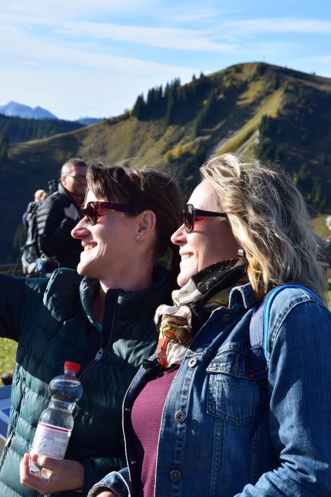 Freundinnen Berge Tegernsee