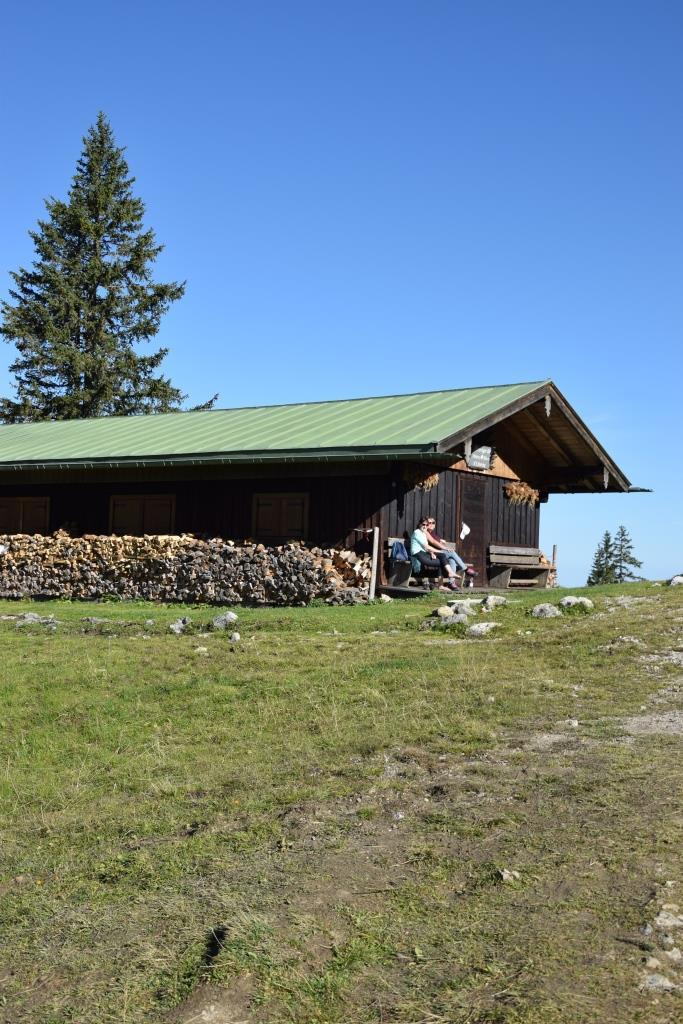 Hütte Berg Tegernsee