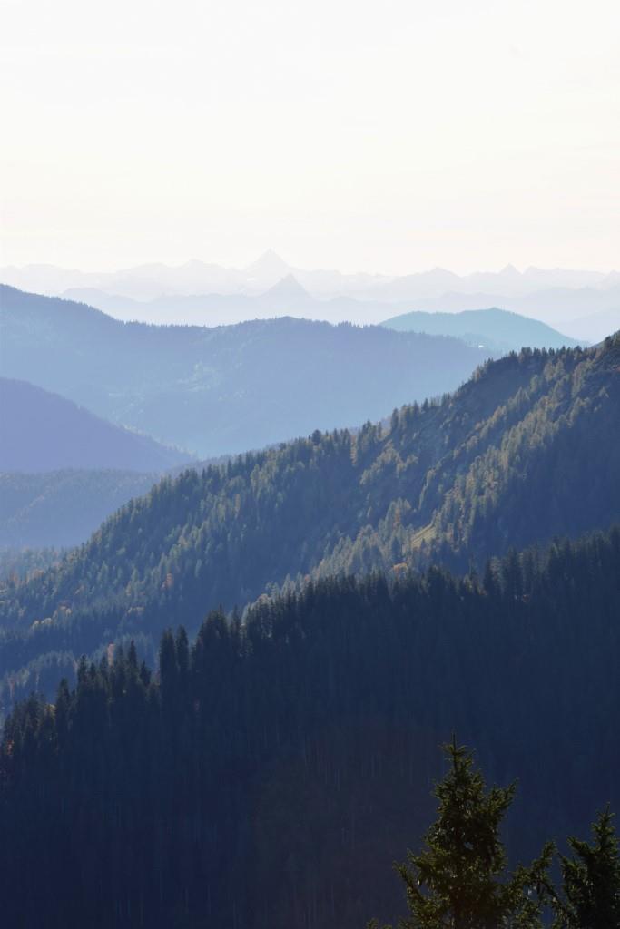 Berge Panorama Gipfel