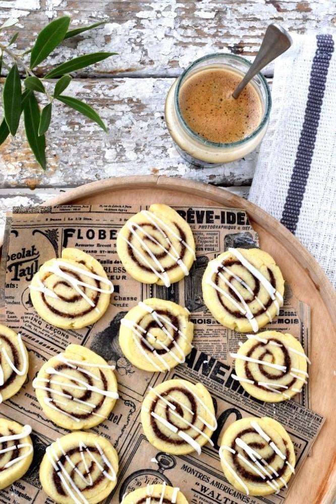 Cinnamon Rolls Cookies