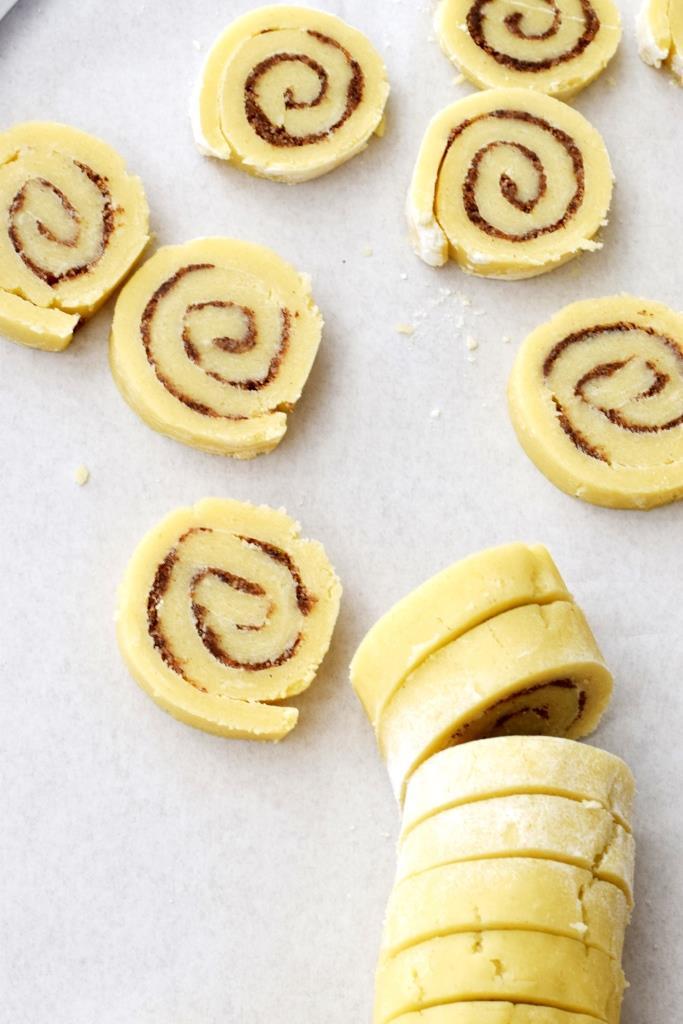 Zimtschnecken Kekse Cookies