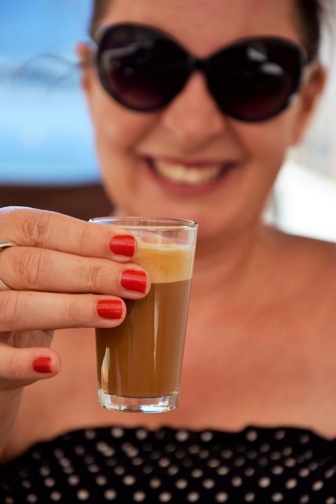 Cartado Mallorca Kaffee