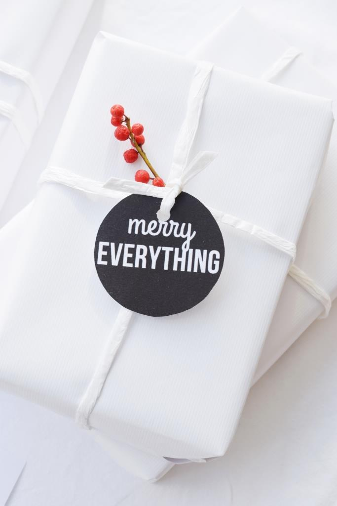 Merry Everything Geschenk
