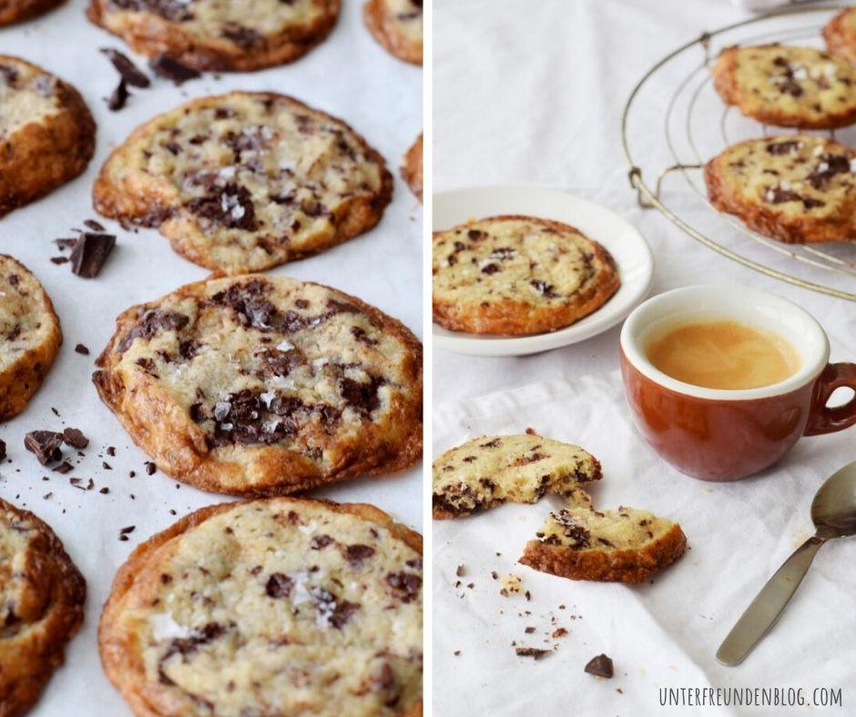 Ich MUSSTE einfach … die beliebtesten Kekse des Internets nachbacken. Wollt Ihr auch? Hier kommt das Rezept für#THECOOKIES
