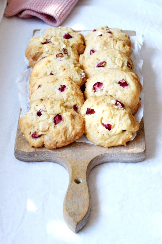 Holzbrett Cookies
