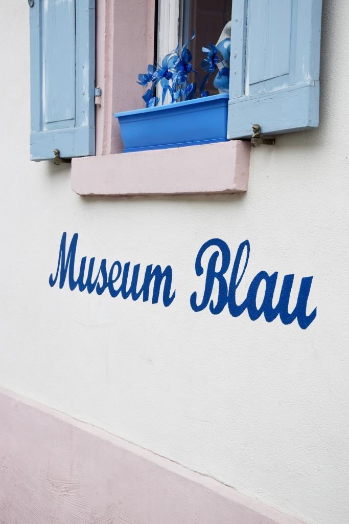 Museum Blau Schwetzingen