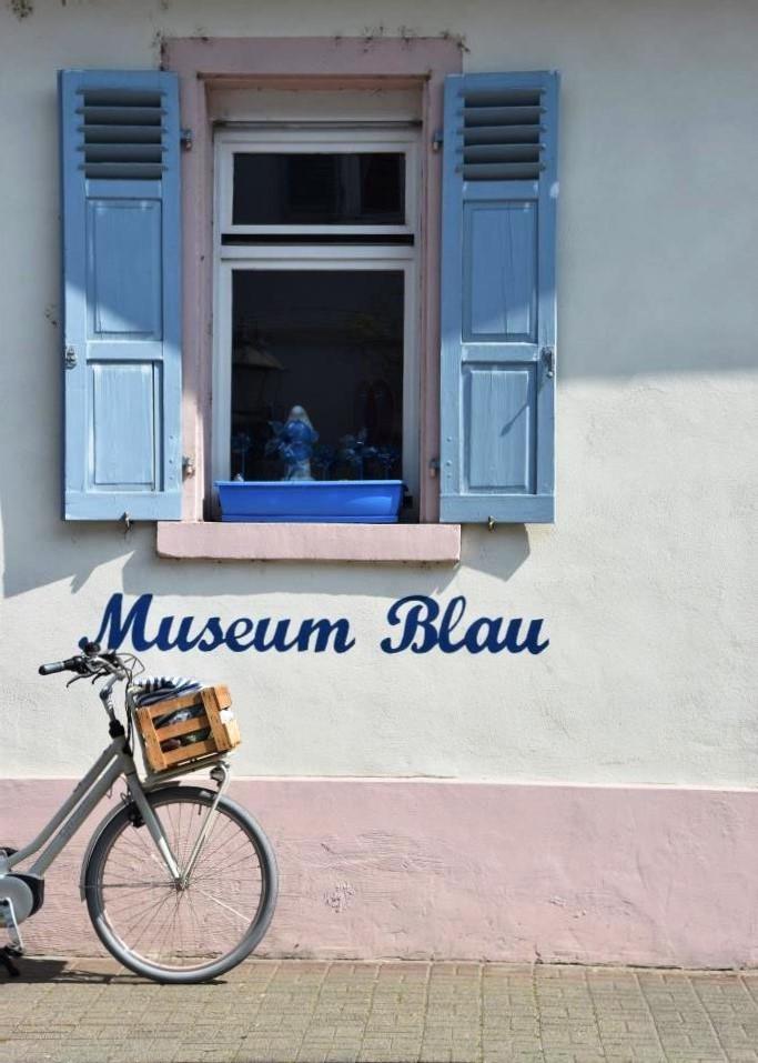 Museum Blau Schwetzingen Fahrrad
