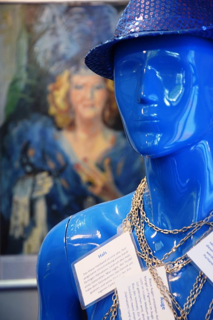 Blaue Kunst Museum