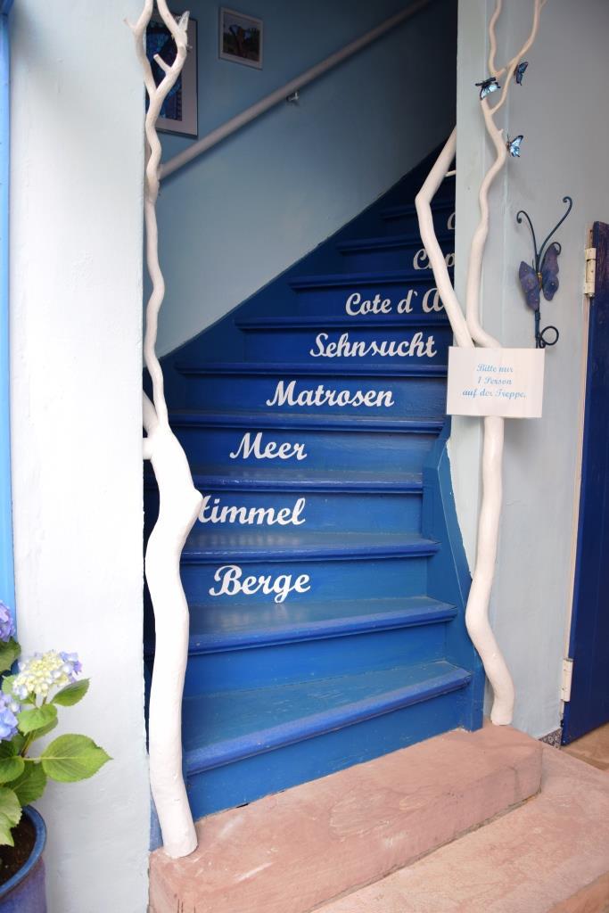 Blaue Treppe Museum