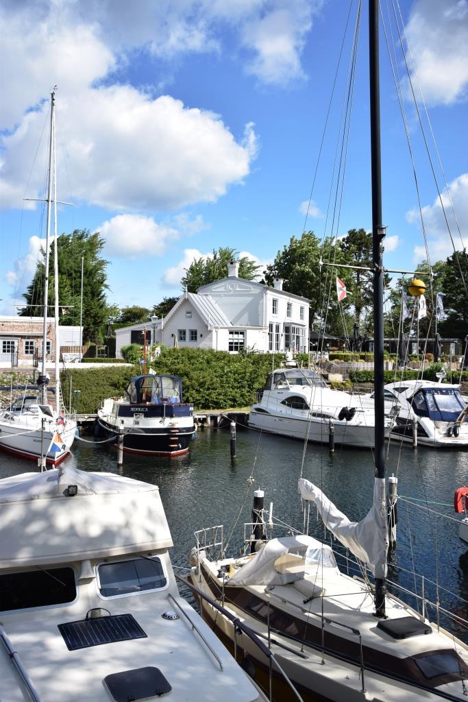 Hafen Veere Zeeland
