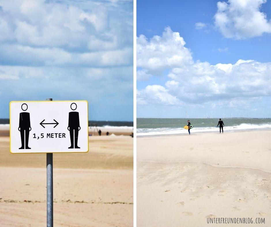 Urlaub in Zeeland zu Corona-Zeiten? Ein kleiner Selbstversuch…