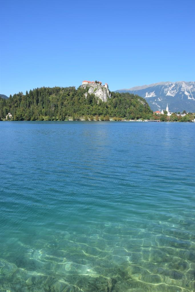 Burg Bled See