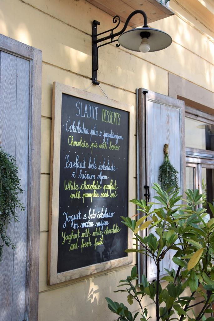 Tafel Restaurant Ljubljana