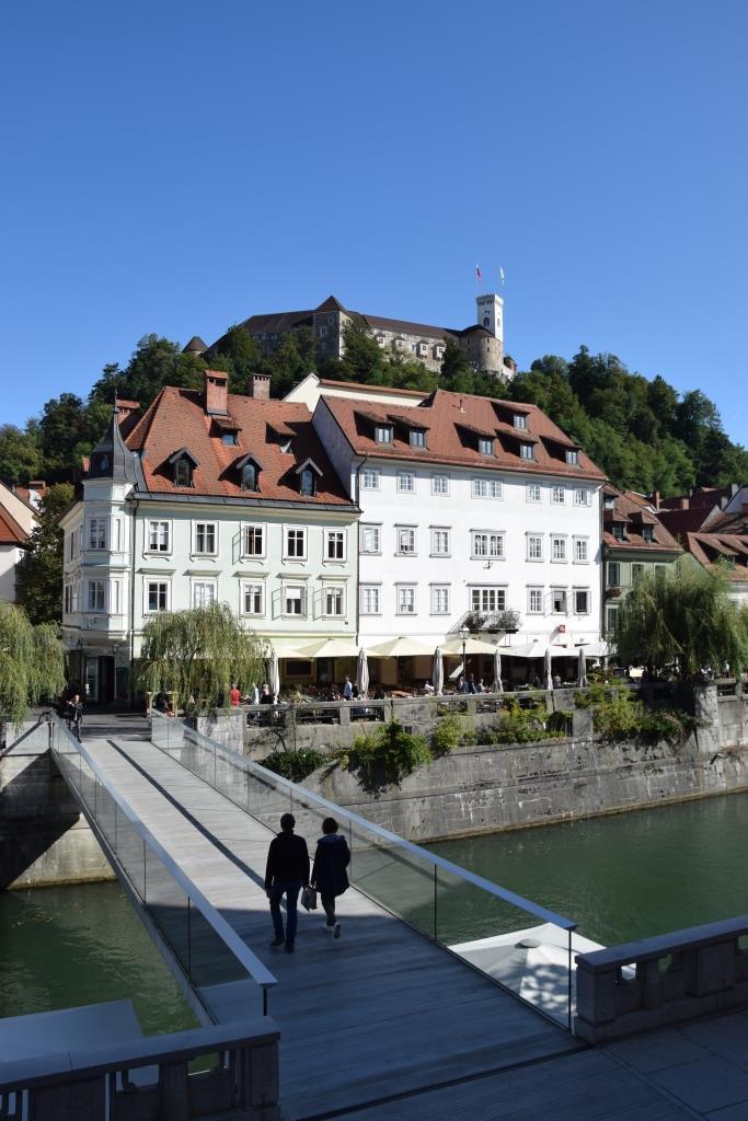 Ljubljana Burg City
