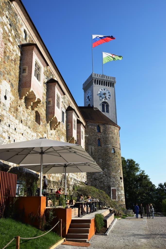 Winebar Burg Ljubljana