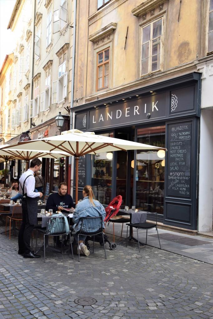 Restaurant Altstadt Ljublana
