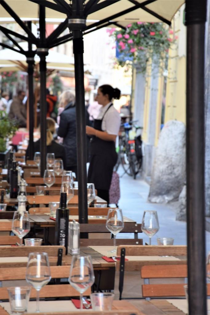 Restaurant Ljubljana Oldtown