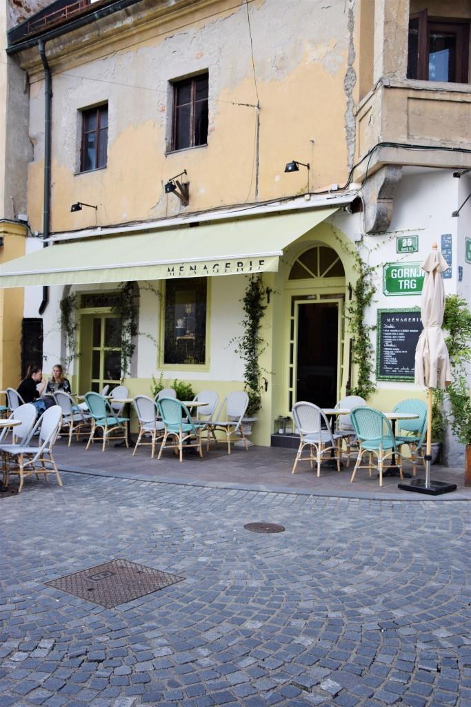 Café Altstadt Ljubljana