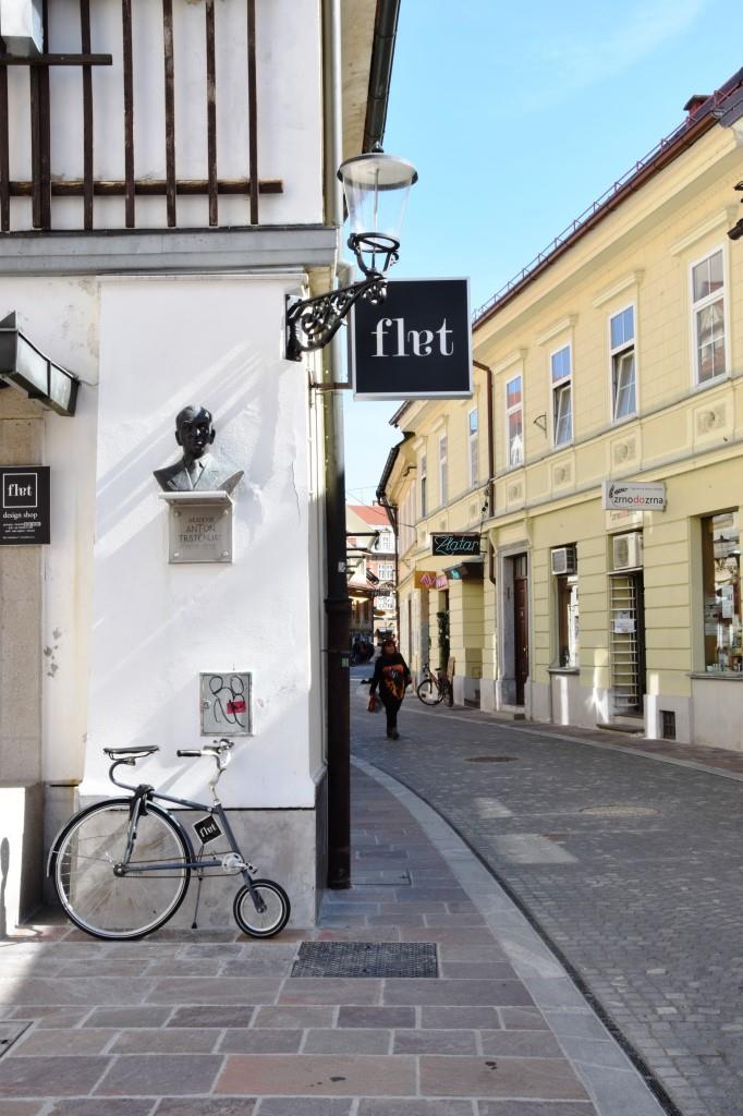 Modern Shops Ljubljana
