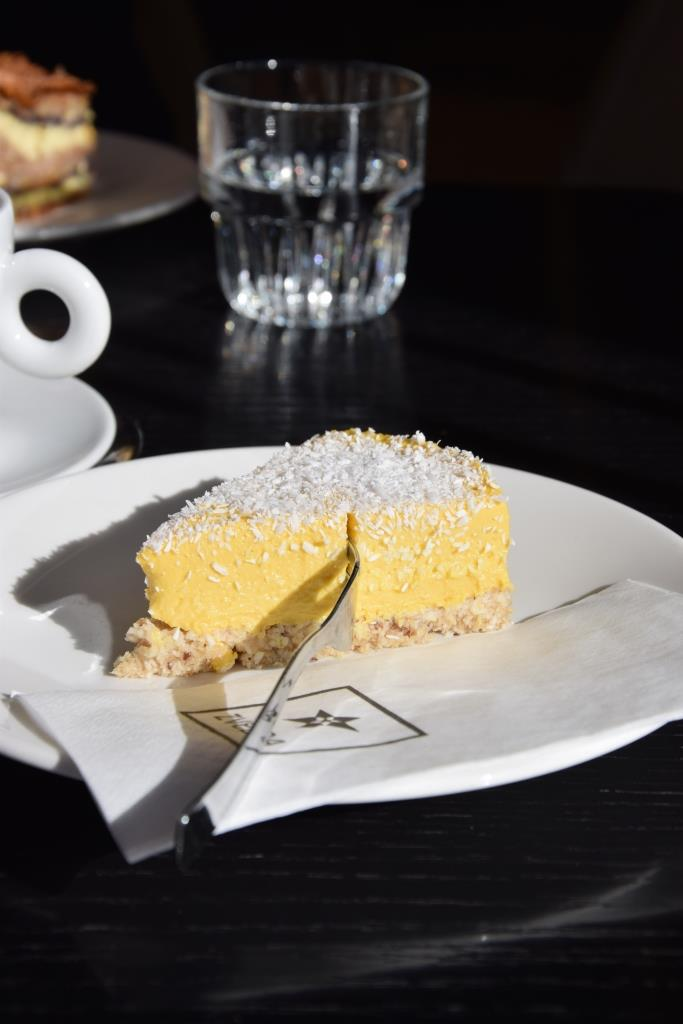 Veganer Kuchen Ljubljana