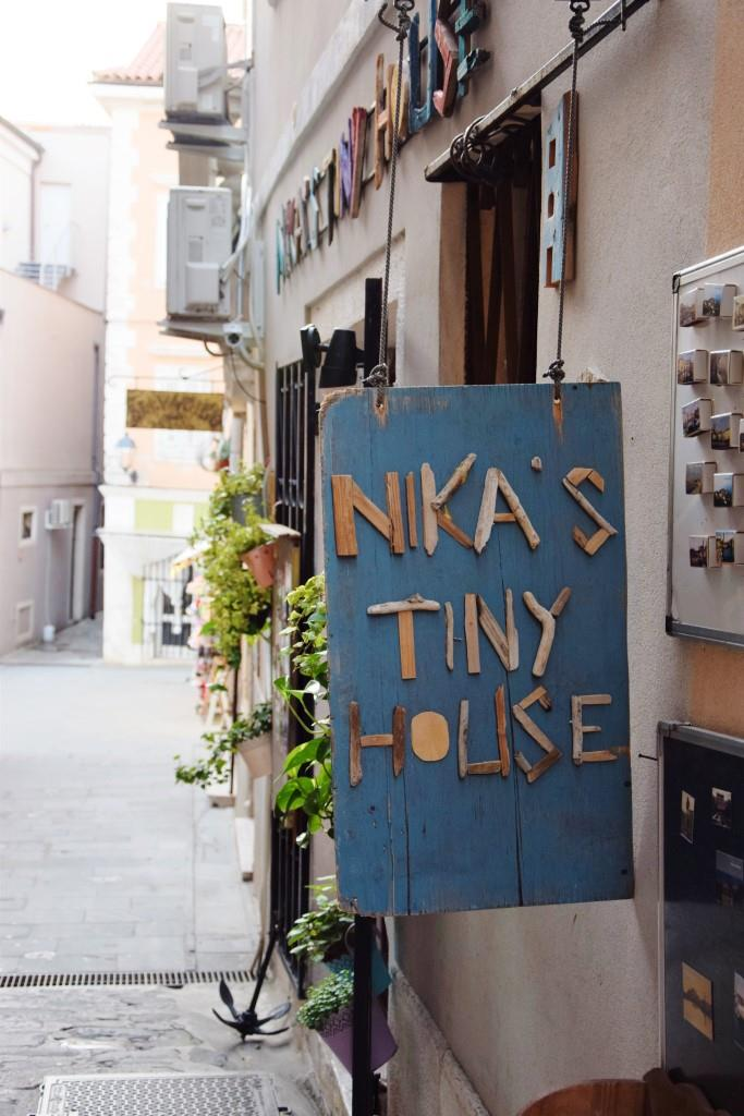 Nika's Tiny House Piran