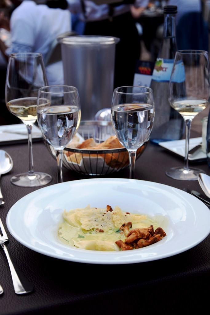 Menü Schlossrestaurant Heidelberg
