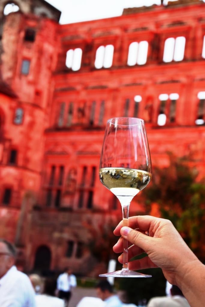 Cheers Schloss Heidelberg