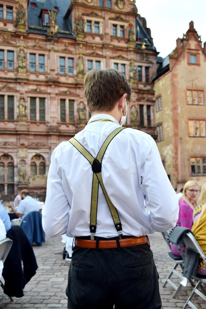 Kellner Schlosshof Heidelberg