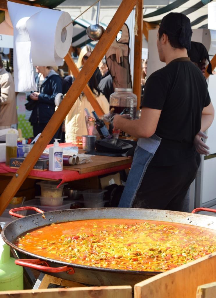Streetfood Ljubljana Foodmarket