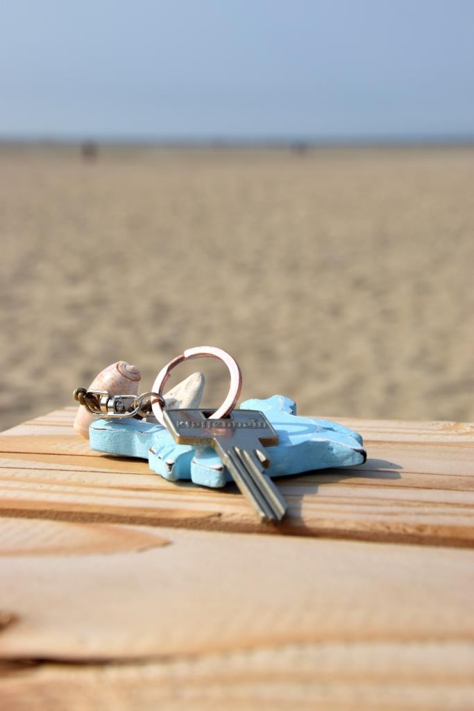 Schlüssel Strand Haus