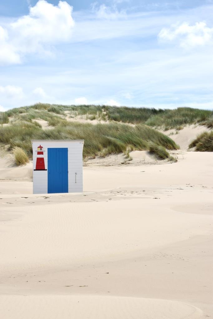 Zeeland Niederlande Strandhaus