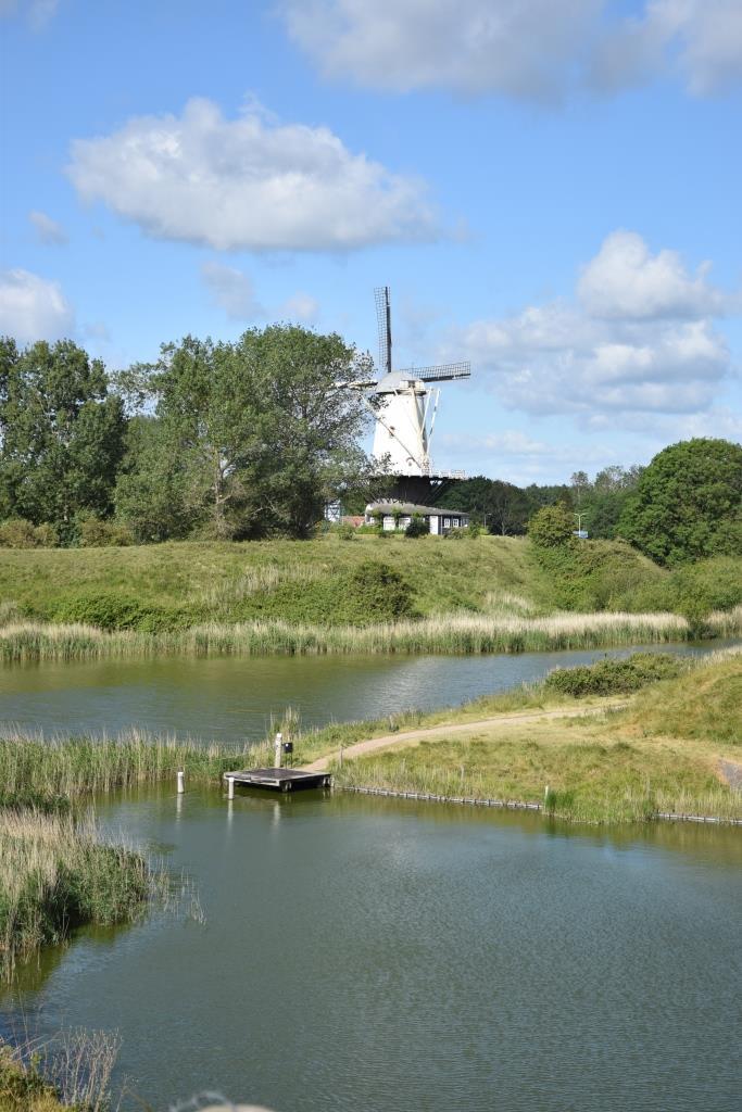 Mühle Veere Zeeland