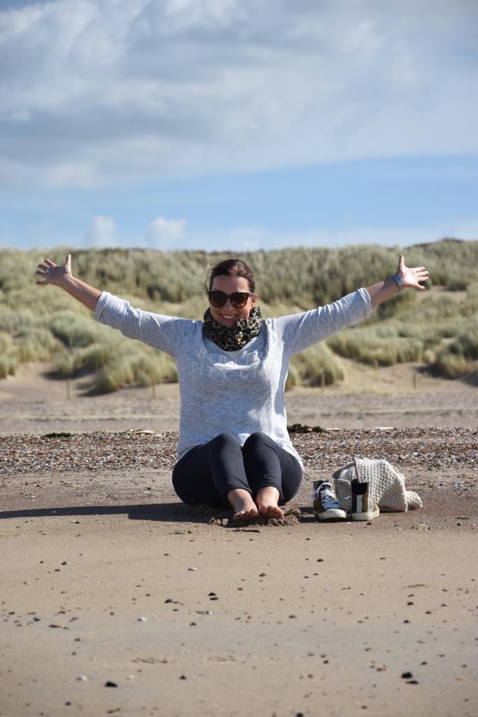 Zeeland Strand Blogger
