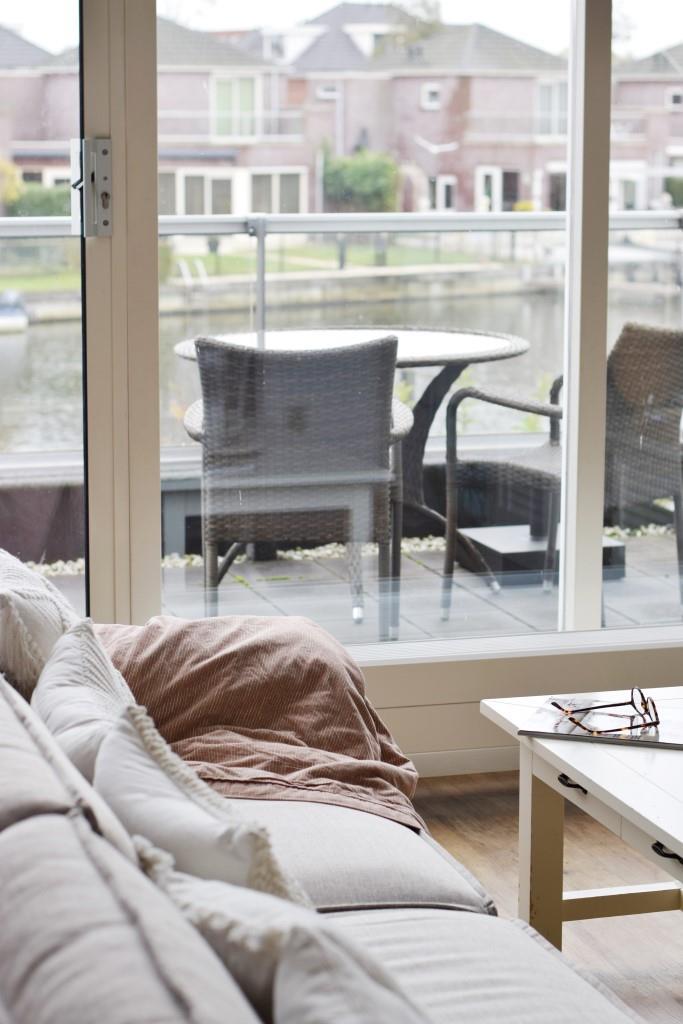 Ferienhaus Holland Wasserblick